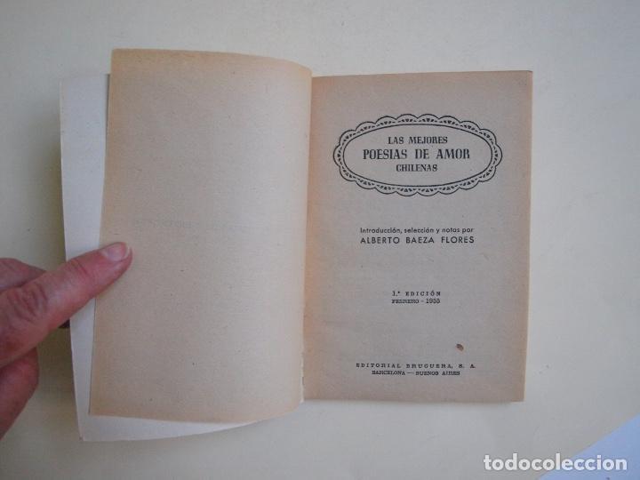 Libros de segunda mano: 6 LIBROS DE LA COLECCIÓN LAUREL Nº 7, 9, 11, 14, 25 Y 32, SUS MEJORES POESÍAS - BRUGUERA 1955-1961 - Foto 13 - 169222300