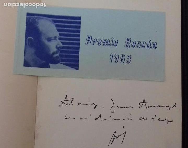 Libros de segunda mano: LAS ISLAS NOS LLAMABAN. JOAQUIN BUXO MONTESINOS.1964. FIRMADO POR EL AUTOR. - Foto 4 - 169356044