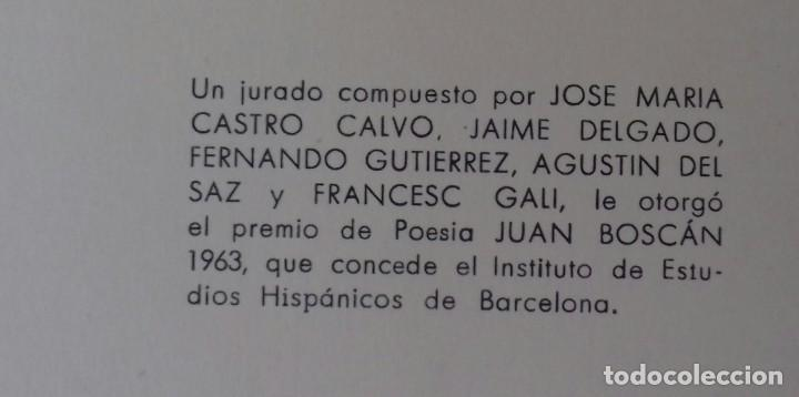 Libros de segunda mano: LAS ISLAS NOS LLAMABAN. JOAQUIN BUXO MONTESINOS.1964. FIRMADO POR EL AUTOR. - Foto 6 - 169356044