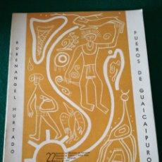 Libros de segunda mano: CUADERNO DE POESÍA DE RUBENANGEL HURTADO. Lote 170210776