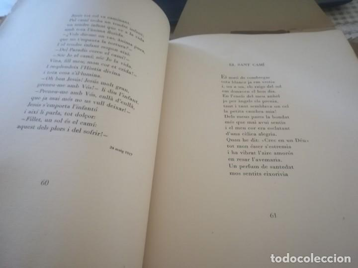Libros de segunda mano: El llibre dels àngels - Joan Llongueres - 1952 - Foto 6 - 170293460