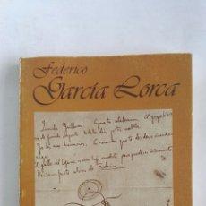 Libros de segunda mano: ANTOLOGÍA POÉTICA FEDERICO GARCÍA LORCA. Lote 170432145