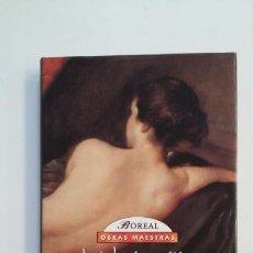 Libros de segunda mano: ANTOLOGIA POETICA. FRANCISCO DE QUEVEDO. BOREAL OBRAS MAESTRAS. TDK396. Lote 171352484