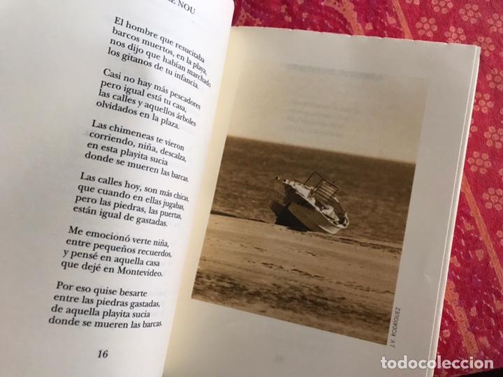Libros de segunda mano: Canciones. Quintín Cabrera. Ediciones de la guerra & el café Malvarrosa. Valencia 1.998 - Foto 5 - 171969645
