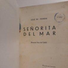 Libros de segunda mano: SEÑORITA DEL MAR. Lote 172139328