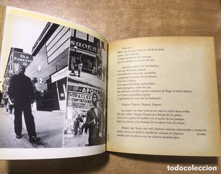 Libros de segunda mano: POETA EN NUEVA YORK - LORCA - FOTOGRAFIAS MASPONS UBIÑA - LUMEN PALABRA E IMAGEN - 1966 - Primera ed - Foto 4 - 172152289