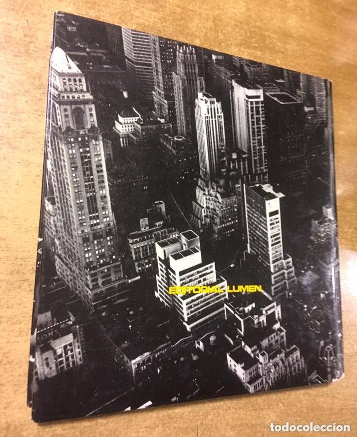Libros de segunda mano: POETA EN NUEVA YORK - LORCA - FOTOGRAFIAS MASPONS UBIÑA - LUMEN PALABRA E IMAGEN - 1966 - Primera ed - Foto 8 - 172152289