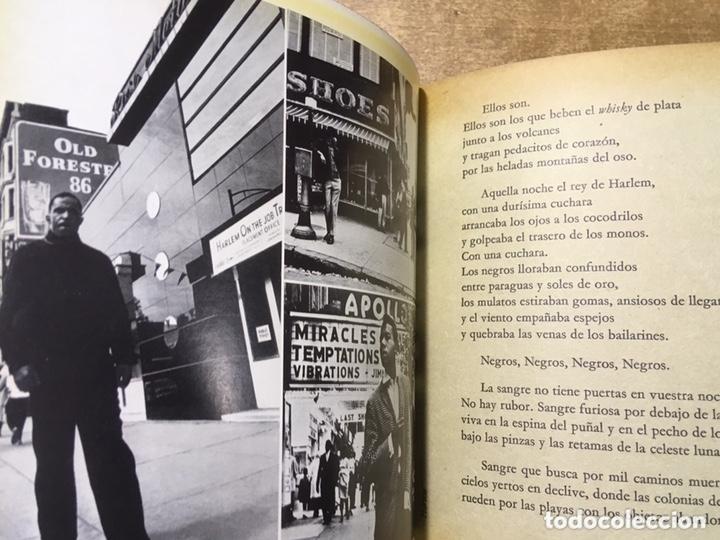 Libros de segunda mano: POETA EN NUEVA YORK - LORCA - FOTOGRAFIAS MASPONS UBIÑA - LUMEN PALABRA E IMAGEN - 1966 - Primera ed - Foto 12 - 172152289