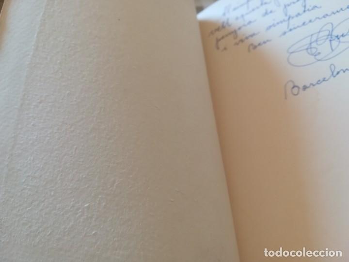 Libros de segunda mano: Espurnes - Francesc Turell - 1959 - Ejemplar dedicado y firmado por el autor al anterior propietario - Foto 3 - 172165559