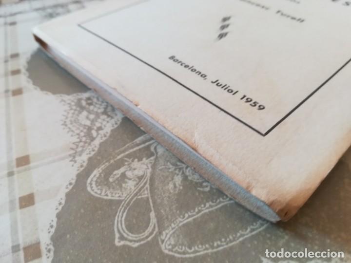 Libros de segunda mano: Espurnes - Francesc Turell - 1959 - Ejemplar dedicado y firmado por el autor al anterior propietario - Foto 4 - 172165559