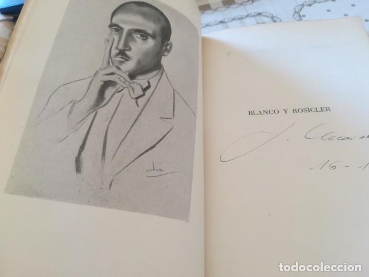Libros de segunda mano: Blanco y Rosicler. Poemas - Sebastián Sánchez Juan - 1946 - Foto 4 - 172166002