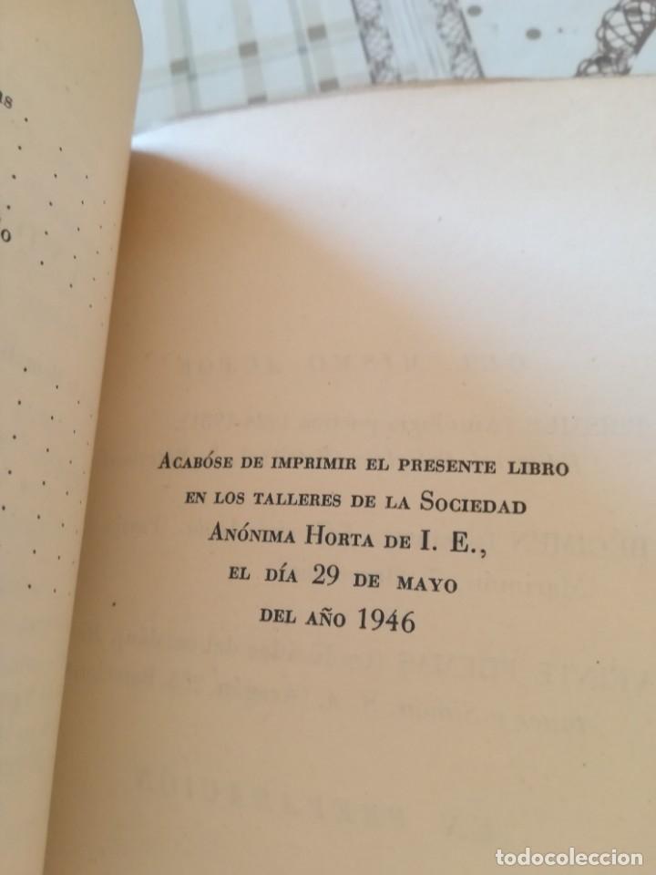 Libros de segunda mano: Blanco y Rosicler. Poemas - Sebastián Sánchez Juan - 1946 - Foto 7 - 172166002