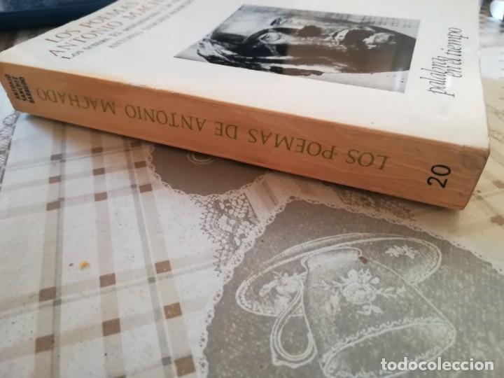 Libros de segunda mano: Los poemas de Antonio Machado. Los temas, el sentimiento y la expresión - Antonio S. Barbudo - Foto 7 - 172790198