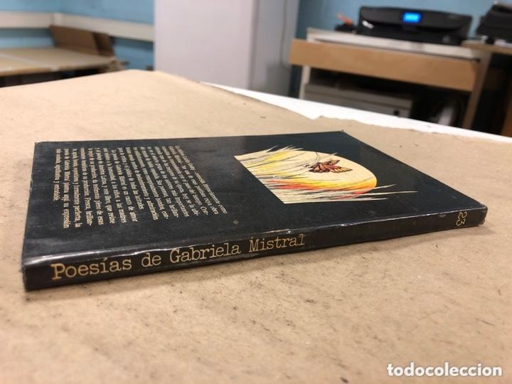 Libros de segunda mano: POESÍAS DE GABRIELA MISTRAL. EDITORES MEXICANOS UNIDOS 1982. 177 PÁGINAS. - Foto 7 - 173014238