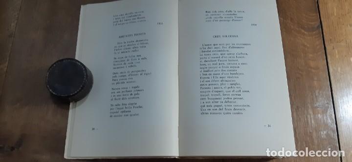 Libros de segunda mano: Poesies.Bartomeu Guasp Gelabert, Prev. Ciutat de Mallorca 1972 - Foto 2 - 173025418