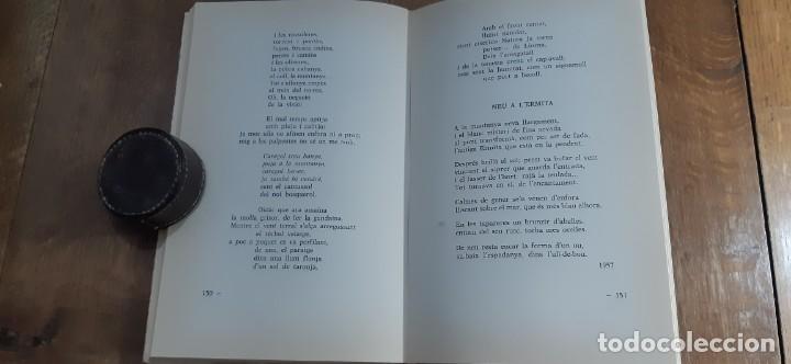 Libros de segunda mano: Poesies.Bartomeu Guasp Gelabert, Prev. Ciutat de Mallorca 1972 - Foto 3 - 173025418