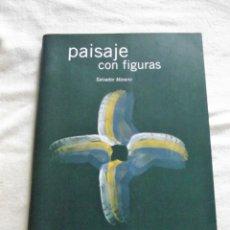 Libros de segunda mano: PAISAJE CON FIGURAS POR SALVADOR MORENO XII CERTAMEN DE POESIA. Lote 173262667