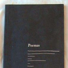 Libros de segunda mano: POEMAS - PABLO GARCÍA BAENA 2009 - VER DESCRIPCIÓN. Lote 173492432