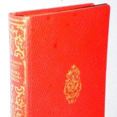 Libros de segunda mano: TERCERA ANTOLOJÍA POÉTICA (1898-1953), DE JUAN RAMÓN JIMÉNEZ. Lote 175272989