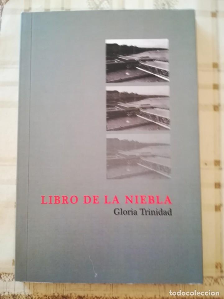 LIBRO DE LA NIEBLA - GLORIA TRINIDAD - POESÍA (Libros de Segunda Mano (posteriores a 1936) - Literatura - Poesía)