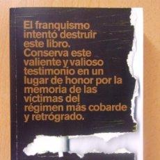 Libros de segunda mano: NUEVA ANTOLOGÍA ROTA / LEÓN FELIPE / 2010. Lote 176252229
