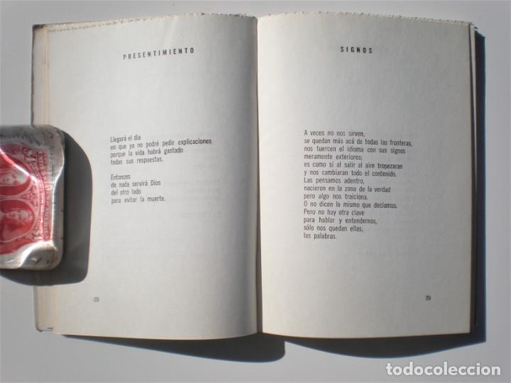 Libros de segunda mano: LA VIDA DE LOS FANTASMAS - RAFAEL ALBERTO VASQUEZ. EDIT. KRAFT, 1ª ED. 1968. DEDICATORIA AUTÓGRAFA - Foto 5 - 176625768
