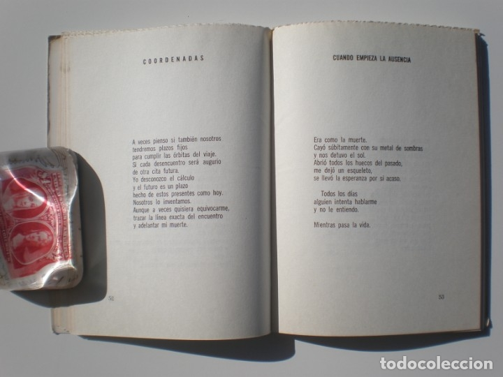 Libros de segunda mano: LA VIDA DE LOS FANTASMAS - RAFAEL ALBERTO VASQUEZ. EDIT. KRAFT, 1ª ED. 1968. DEDICATORIA AUTÓGRAFA - Foto 6 - 176625768