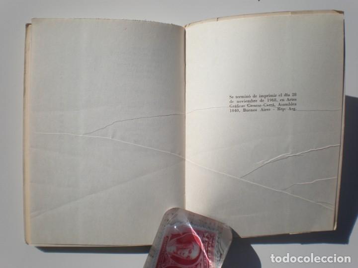 Libros de segunda mano: LA VIDA DE LOS FANTASMAS - RAFAEL ALBERTO VASQUEZ. EDIT. KRAFT, 1ª ED. 1968. DEDICATORIA AUTÓGRAFA - Foto 7 - 176625768