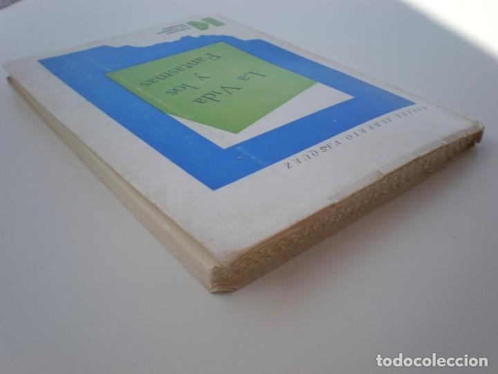Libros de segunda mano: LA VIDA DE LOS FANTASMAS - RAFAEL ALBERTO VASQUEZ. EDIT. KRAFT, 1ª ED. 1968. DEDICATORIA AUTÓGRAFA - Foto 10 - 176625768