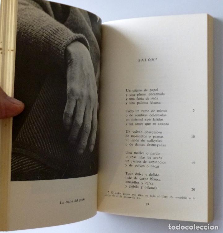 Libros de segunda mano: VICENTE ALEIXANDRE // ESPADAS COMO LABIOS. LA DESTRUCCIÓN O EL AMOR // DEDICATORIA JOSE LUIS CANO - Foto 2 - 176773745