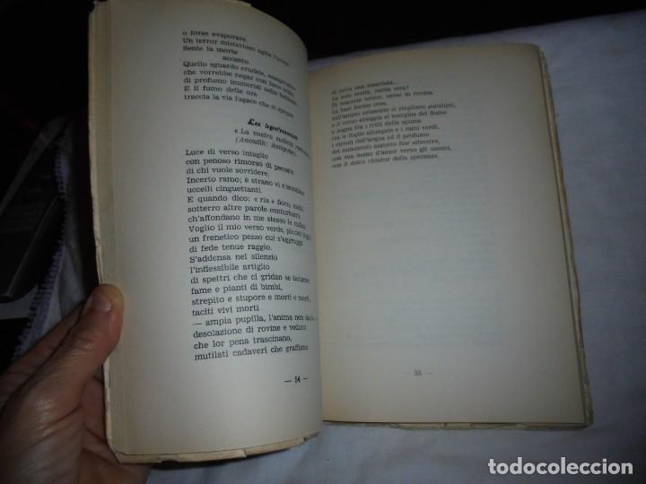 Libros de segunda mano: ECHI DI FINISTERRE - VICENZO JOSIA - ANTOLOGIA DI POETI GALLEGOS.EDITORE GUGNALI - MODICA 1963 - Foto 7 - 177518619