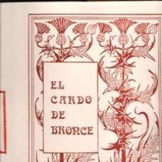 Libros de segunda mano: EL CARDO DE BRONCE, Nº XII. AÑO III. INVIERNO 1987. CUADERNOS DE POESÍA.. Lote 177761633