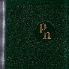 Libros de segunda mano: POESIAS COMPLETAS. GABRIELA MISTRAL. AGUILAR. 1970. BIBLIOTECA PREMIOS NOBEL.. Lote 212297170