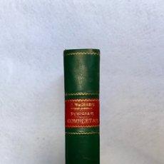 Libros de segunda mano: ANTIGUO LIBRO. 1941. POESÍAS COMPLETAS, ANTONIO MACHADO.. Lote 177937659
