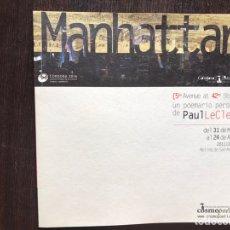 Libros de segunda mano: UN POEMARIO PERSONAL DE PAUL LE CLERC. RARO. Lote 178164281