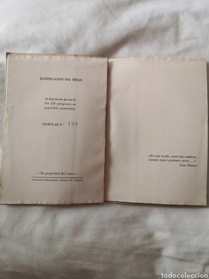 Libros de segunda mano: Libro de poesía. José Corredor. Ocasión donde Amarte. - Foto 2 - 178350286
