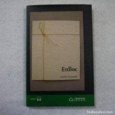 Libros de segunda mano: ENLLOC - ANTON CARRERA - TEMENOS EDICIONS - 2012. Lote 178581642