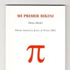 Libros de segunda mano: MI PRIMER BIKINI DVD POESÍA BARCELONA 2ª EDICIÓN 2002 . Lote 178721490