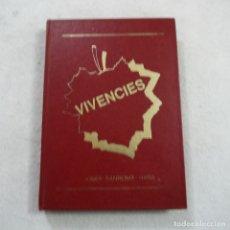 Libros de segunda mano: VIVENCIES - JOSEP SANROMA I MAÑA - 1986 - 1.ª EDICION - EN CATALÁN. Lote 178881525