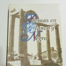 Libros de segunda mano: POEMAS EN BLANCO Y NEGRO - ANDRES BARROSO - TDK126. Lote 178910545