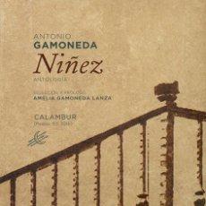Libros de segunda mano: NIÑEZ. - GAMONEDA, ANTONIO.. Lote 103650175