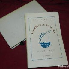 Libros de segunda mano: (M) C FAGES DE CLIMENT - LES BRUIXES DE LLERS, SALVADOR DALÍ, EDICIÓN DE 1977. Lote 179146052