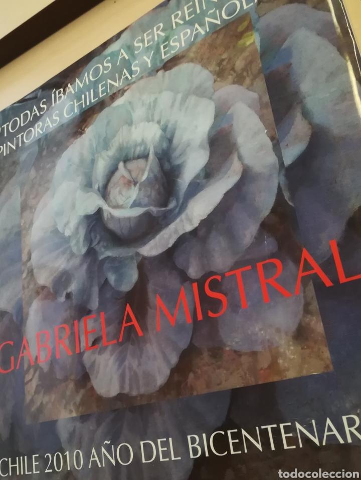 Libros de segunda mano: Gabriela Mistral Chile 2010 año del Bicentenario tapa dura con sobrecubierta - Foto 3 - 179385391