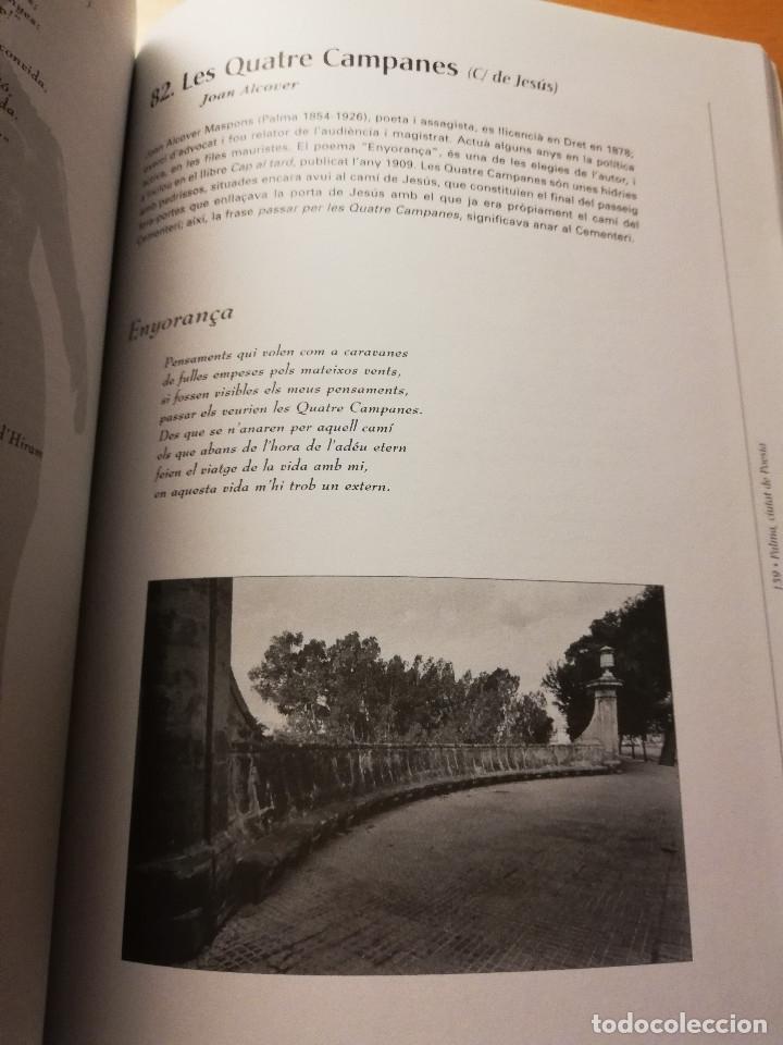 Libros de segunda mano: PALMA, CIUTAT DE POESIA (GASPAR VALERO I MARTÍ / M. PILAR LÓPEZ I SASTRE) AJUNTAMENT DE PALMA - Foto 4 - 180179856
