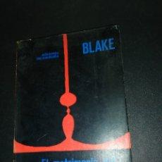 Libros de segunda mano: WILLIAM BLAKE, EL MATRIMONIO DEL CIELO Y DEL INFIERNO . Lote 180431051