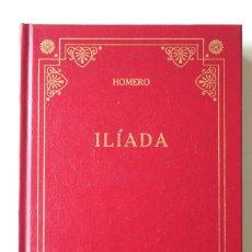 Libros de segunda mano: HOMERO - ILÍADA - GREDOS EDICIÓN EMILIO CRESPO. Lote 180448955