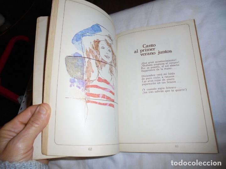 Libros de segunda mano: EL LIBRO DE LOS CHICOS ENAMORADOS(POEMAS DE AMOR PARA NIÑOS).ELSA ISABEL BORNEMANN.ILUSTRACIONES GUI - Foto 7 - 181134678