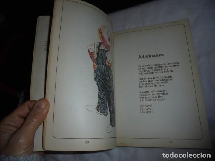 Libros de segunda mano: EL LIBRO DE LOS CHICOS ENAMORADOS(POEMAS DE AMOR PARA NIÑOS).ELSA ISABEL BORNEMANN.ILUSTRACIONES GUI - Foto 9 - 181134678