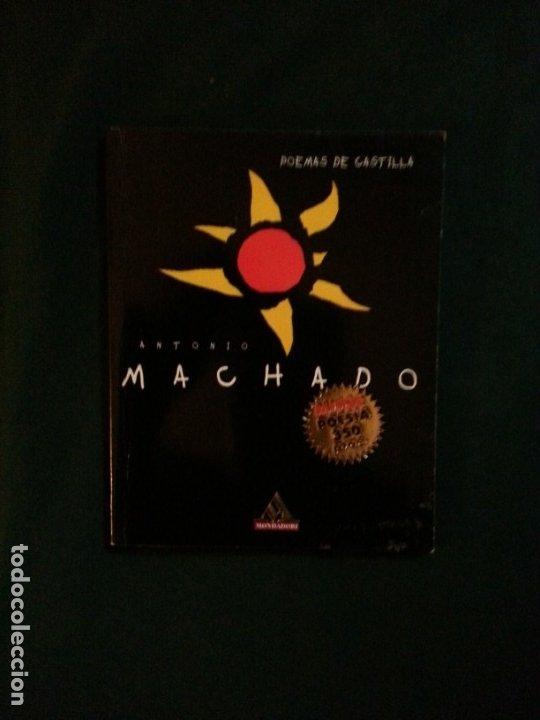 POEMAS DE CASTILLA - ANTONIO MACHADO (Libros de Segunda Mano (posteriores a 1936) - Literatura - Poesía)