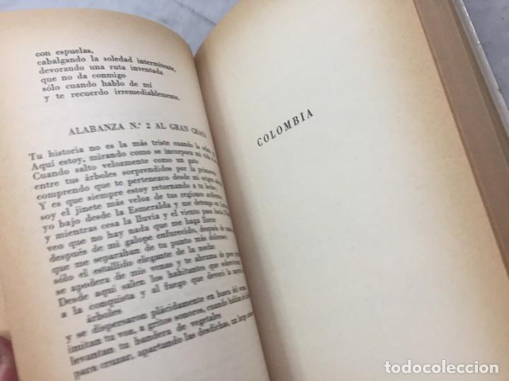 Libros de segunda mano: ANTOLOGÍA DE LA POESÍA VIVA LATINOAMERICANA ALDO PELLEGRINI 1966 SEIX BARRAL - Foto 6 - 181592213